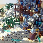Skyrim Recreated with LEGO Bricks [pics]