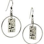 Transistor Circuit Earrings [pic]