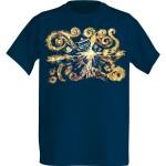 Van Gogh Exploding TARDIS Shirt [pic]