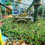 Fans Set TMNT Cosplay World Record [pic]