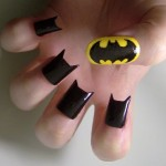 Batman Fingernails [pic]