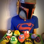 Boba Fett Serves Some Nerdy Cupcakes [pic]