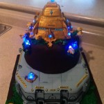 Amazing Starcraft Protoss Cake [pic]