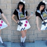 Game Boy Cooking Apron From Lil' Rae Cakes [pic]