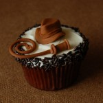 Indiana Jones Cupcake [pic]