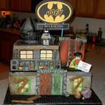 Awesome LEGO Batman Birthday Cake [pic]