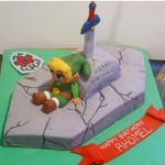 Cool Legend of Zelda Birthday Cake [pic]