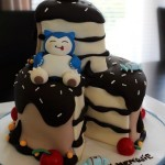 Snorlax Loves Cake [pic]