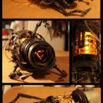 Amazing Steampunk Portal Gun [pic]