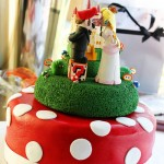 Super Mario Bros Wedding Cake [pic]
