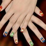 Superhero Fingernail Art [pic]