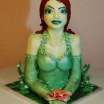 Jaw Dropping Poison Ivy Cake [pic]