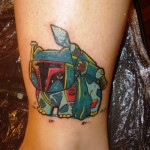 Bulbasaur + Boba Fett = BulbaFett Pokemon Tattoo [pic]