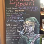 Legend of Zelda Chalk Art [pic]
