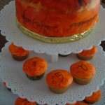 Eye of Sauron Cupcake Tower [pic]