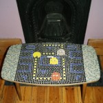 Pac-Man Coffee Table Mosaic [pic]