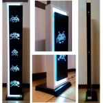 Space Invaders LED Floor Lamp is a Gamer's Dream [pic]