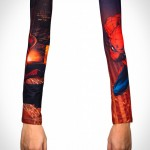 Spider-Man Tattoo Sleeves [pic]