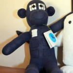 TARDIS Sock Monkey [pic]