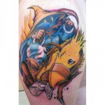 Amazing Final Fantasy Tattoo Remembers Fallen Soldier [pic]