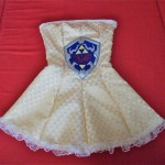 Legend of Zelda Hylian Shield Dress [pic]