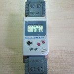 Nintendo Game Boy Watch Boy Wrist Watch for Sale [pic]