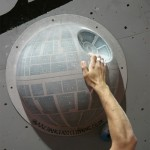 Star Wars Death Star Climbing Wall Hold [pic]