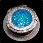 Mind Blowing Stargate Cake and Cupcake [pics]
