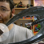 Cylon Raider Papercraft [pic + video]