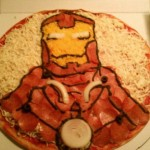Iron Man Pizza [pic]