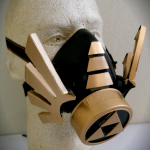 Legend of Zelda Hylian Gas Mask [pic]