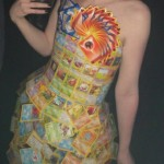 Epic Pokemon Card Dress [pic]