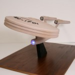Star Trek Enterprise Cake [pic]