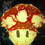 Super Mario Magic Mushroom Pizza [pic]