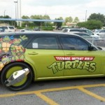 Teenage Mutant Ninja Turtles Station Wagon [pic]