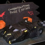 Batman Tumbler and Batpod Cake [pic]