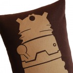 A Dalek Pillow Even The Doctor Would Love [pic]