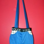 A TARDIS Purse That is Bigger on the Inside [pic]
