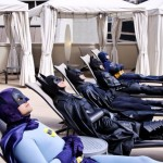 These Batman Cosplayers Know How To Soak up the Sun [pic]