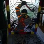 Half Life Gordon Freeman Stained Glass [pic]