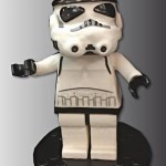 LEGO Stormtrooper Cake [pic]