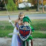 Cute Kids in Link and Zelda Cosplay [pic]