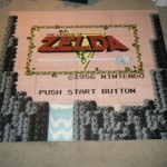 Legend of Zelda Bead Sprite is the World's Largest [pic]