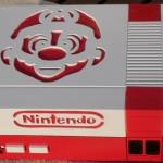 Custom Mario themed NES Console Mod [pic]