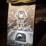 R2-D2 Lunch Bag Art [pic]