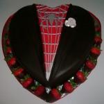 Amazing Spider-Man Groom's Cake [pic]
