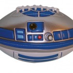 Star Wars Meets Football with the R2-D2 Mini-Football [pic]