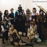 Steampunk Star Wars Cosplay Group Picture [pic]