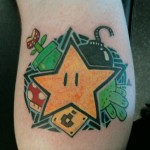 Awesome Super Mario Tattoo [pic]