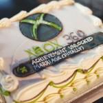XBOX Achievement Wedding Cake [pic]